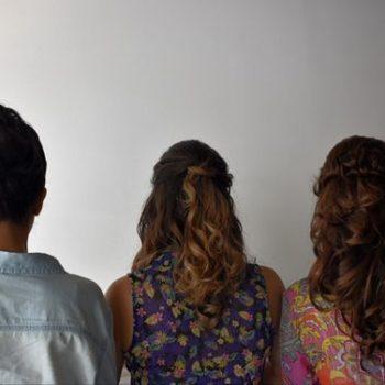 peinados para evento